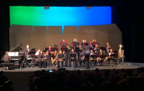 Copper Hills' Band Presents: Where the Deer and the Antelope Play