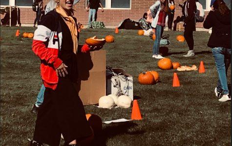 Physics Pumpkin Drop