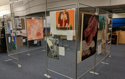 Concurrent Enrollment Art Extravaganza