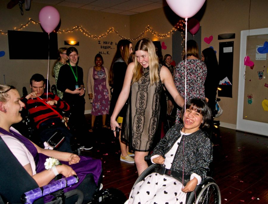 The+PLT+and+NHS+clubs+were+able+to+provide+individuals+with+disabilities+one+night+of+normalcy.