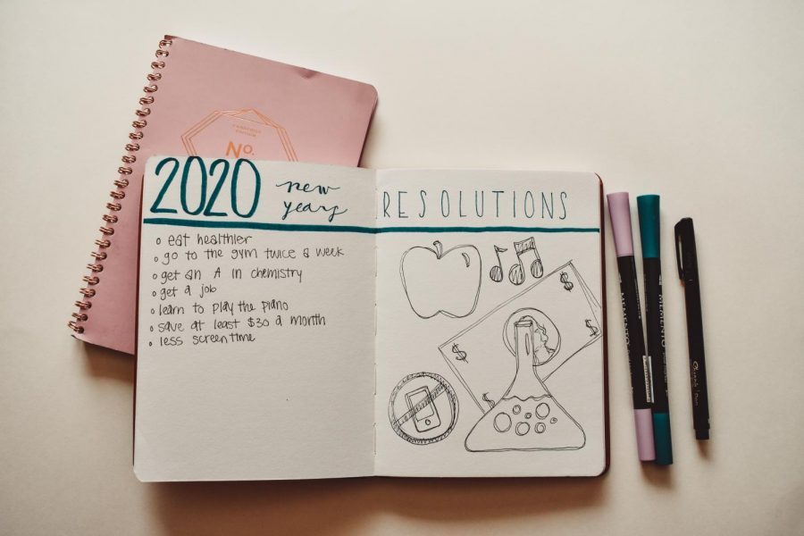 2020's Roaring New Year's Resolutions