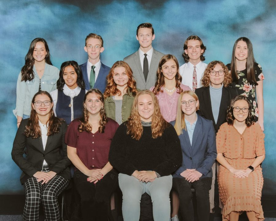 Copper+Hills+High+School%3A+Back+row+from+left%3A+Emily+Jensen%2C+Skilled+and+Technical+Sciences+Education%3B+Loren+Yancey%2C+Mathematics%3B+Ethan+Peery%2C+Business+and+Marketing%3B+Ryan+Allred%2C+Visual+Arts%3B+Mariah+Cheney%2C+Family+and+Consumer+Sciences.+Middle+row+from+left%3A+Kenzie+Sayasith%2C+Science%3B+Brianne+Sandberg%2C+Instrumental+Music%3B+Hailey+Winn%2C+Social+Science%3B+Grace+Bramlage%2C+World+Languages.+Front+row+from+left%3A+Natalie+Smiley%2C+Computer+Technology%3B+Taci+Miner%2C+Vocal+Performance%3B+Breelyn+Smedley%2C+Dance%3B+Alyssa+Beckstead%2C+Speech%2FTheater+Arts%2FForensics%3B+Kambrie+Wilde%2C+English.